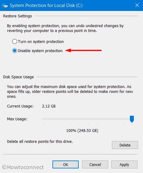How to Take Incremental Backup in Windows 10 Pic 2