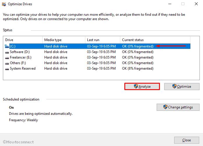 15 Ways to Defrag Computer in Windows 10 image 2
