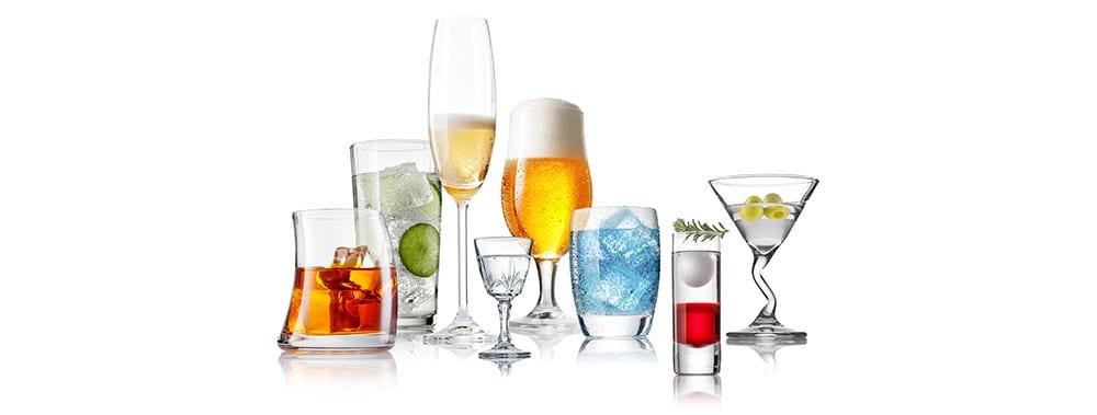 alcohol- blue zones diet
