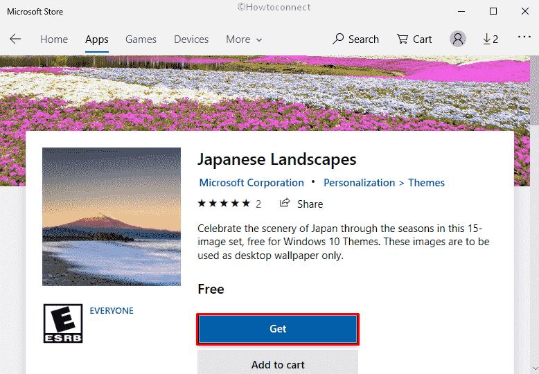Japanese Landscapes Windows 10 Theme [Download] image 3