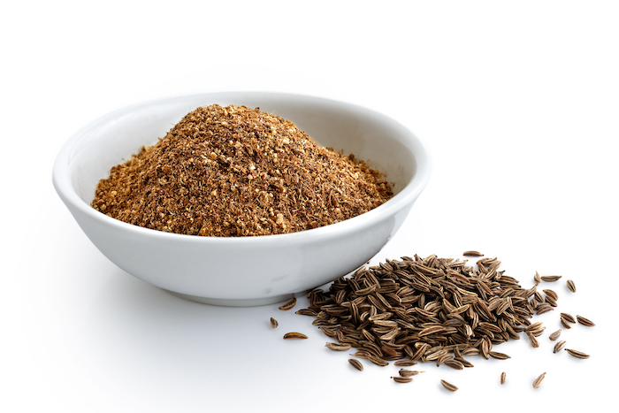 cumin- herbs for weight loss