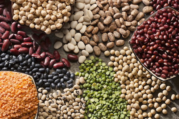 beans and lentils- anti inflammatory foods