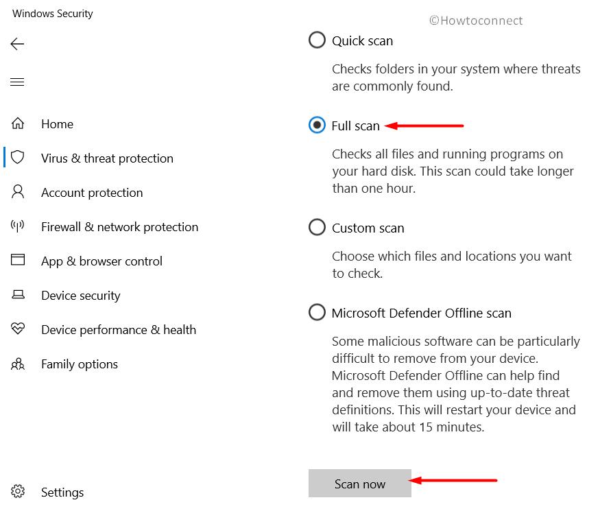 Fix CONFIG LIST FAILED Error in Windows 10 Pic 6