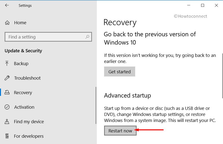 Fix CONFIG LIST FAILED Error in Windows 10 Pic 5