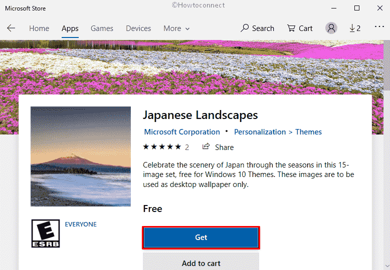 Japanese Landscapes Windows 10 Theme [Download] image 3