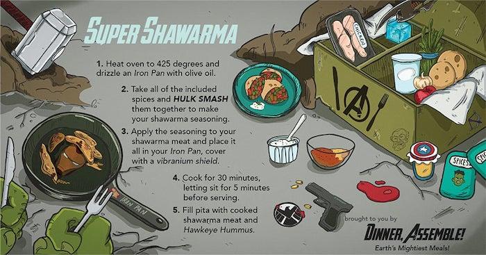 Avengers-Super-Shawarma