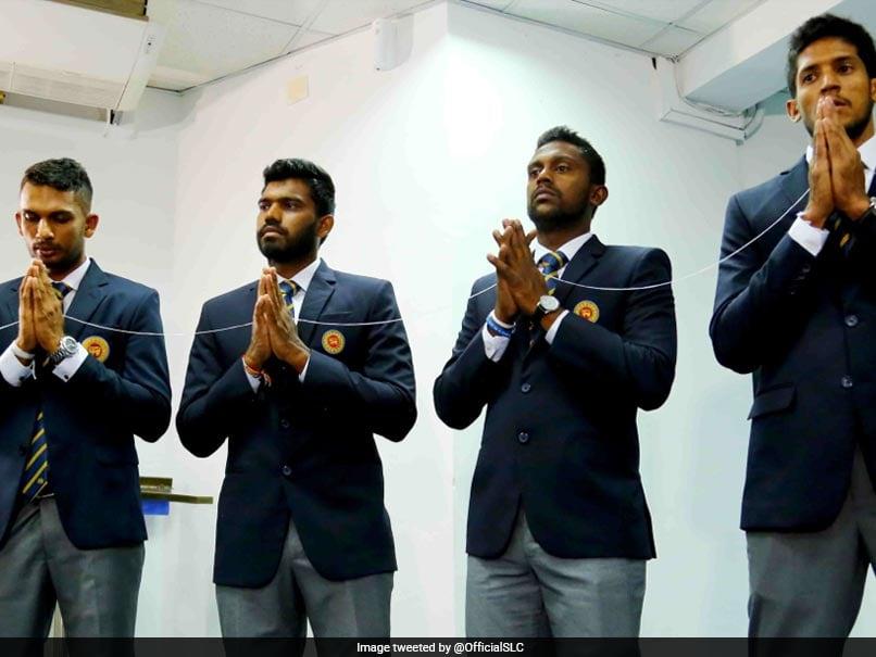 "Pakistan vs Sri Lanka: Dasun Shanaka ""Satisfied With Security"" As Team Leaves For Pakistan Tour"