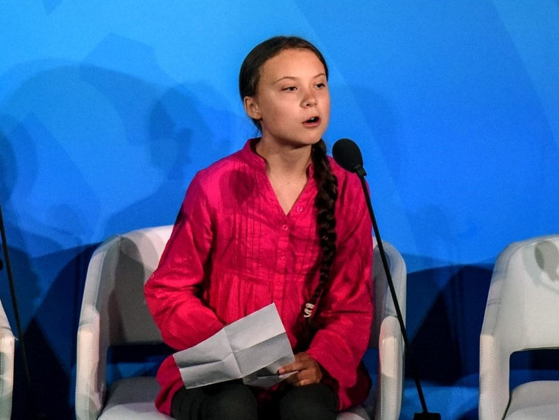 """Greta Thunberg UN Speech Tweeted By Rohit Sharma, Says """"No Excuses Now"""""""