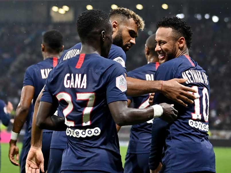 Lyon vs Paris Saint-Germain, Ligue 1: Neymar Saves PSG To Send French Champions Three Points Clear