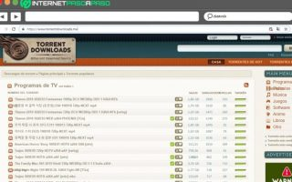 Torrent Downloads Proxy, Alternative and Mirror site