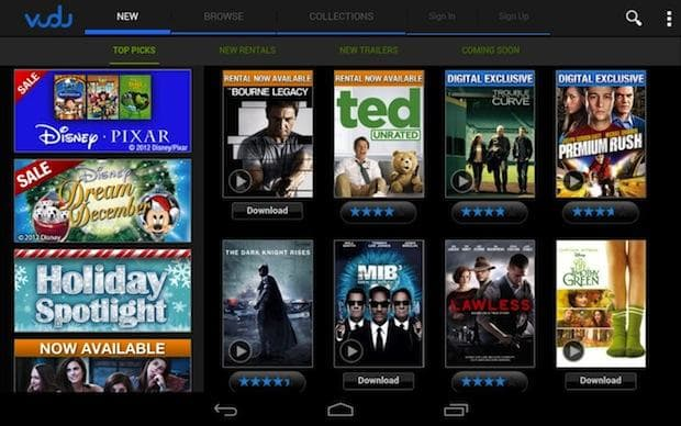 Movie Streaming Apps