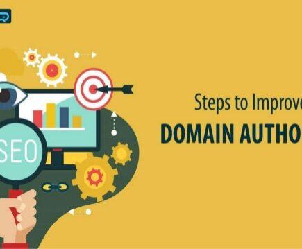 How to improve Domain authority