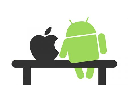 iOS and Android