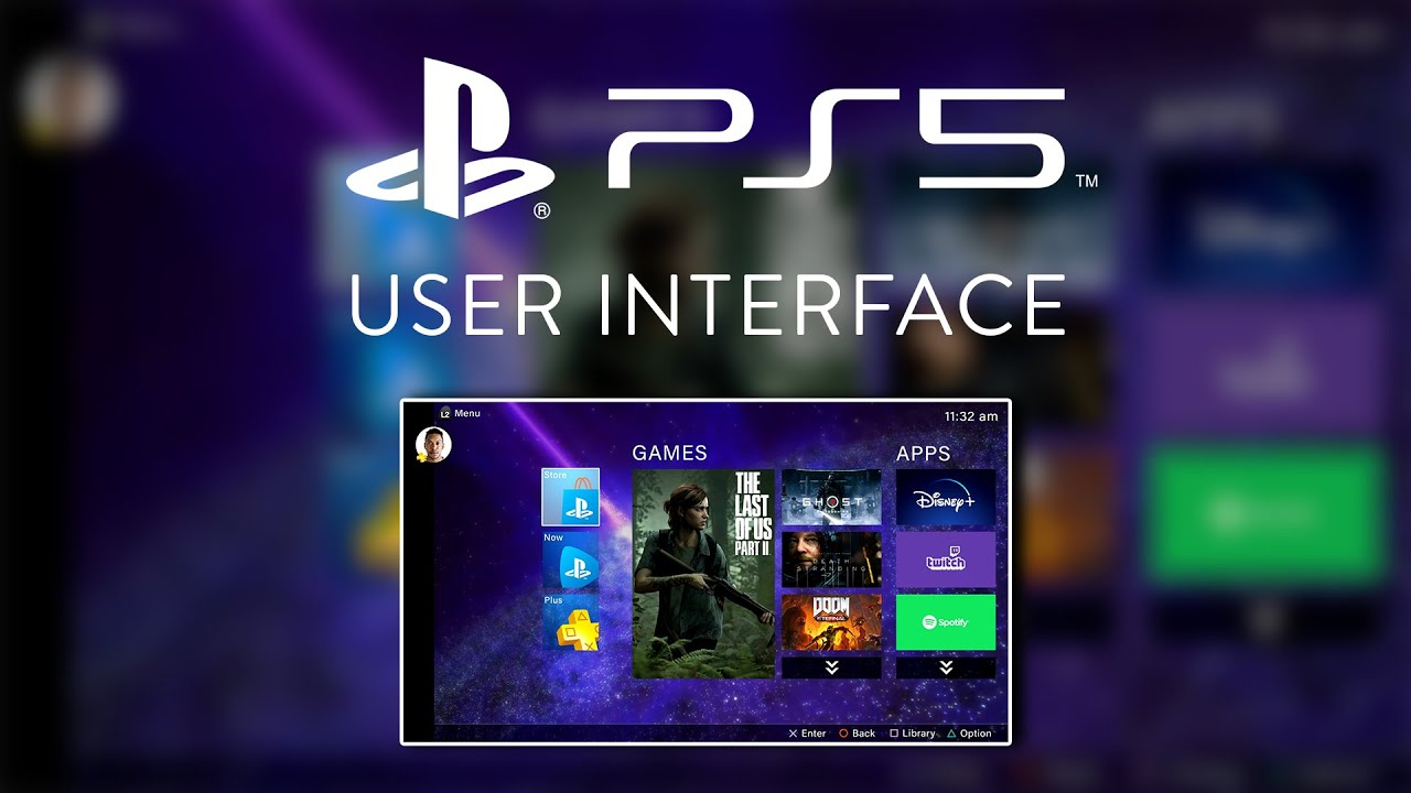 Sony PS5 inference