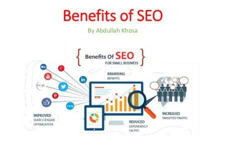 SEO Benefits