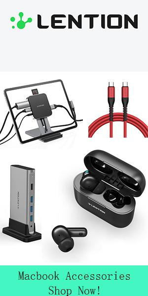 What accessories do I need for MacBook Pro 2020