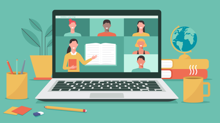 Child security and online learning