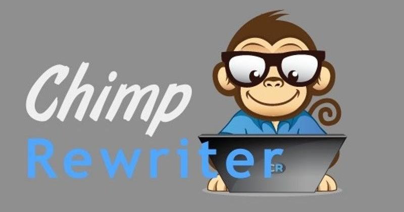 Chimp Rewriter Article Rewriter