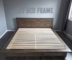Top 10 DIY Bed Frame To Make Your Bedroom Elegant