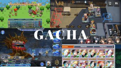 Gacha Games
