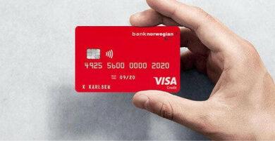 Getting a Kredittkort (Credit Card) In Norway
